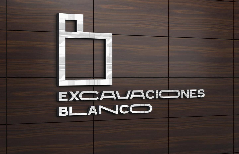 Corpóreo corporativo Excavaciones Blanco