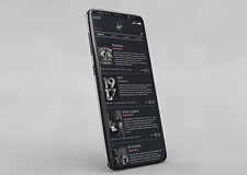 App Design: Mobile Movies Prototype